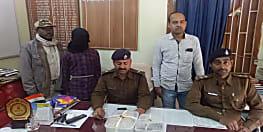 हत्या की कई घटनाओं को अंजाम देने की फ़िराक में था अपराधी, पुलिस ने किया गिरफ्तार