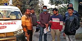 नालंदा में बदमाशों ने की युवक की पीट-पीटकर हत्या, पुलिस ने एक को किया गिरफ्तार