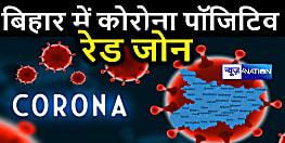 बिहार में अब 4 जिले बने कोरोना पॉजिटिव रेड जोन, संख्या बढ़कर पहुंची है 70