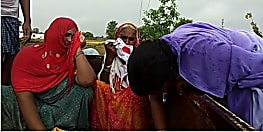बड़ी खबर : सासाराम में वज्रपात की चपेट में आने से दो सगे भाई की मौत, घर में मचा कोहराम