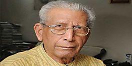हिंदी साहित्य के प्रख्यात साहित्यकार नामवर सिंह को ब्रेन हेमरेज, एम्स में भर्ती