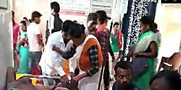 रोहतास में करंट लगने से चार मजदूर झुलसे, एक की मौत