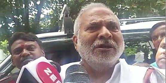 रघुवंश बाबू का तंज,कहा-सीएम पद का शपथग्रहण होगा तब न तेजस्वी यादव का खोज होगा