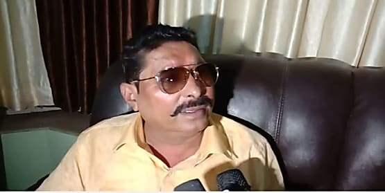 बाहुबली विधायक अनंत सिंह के गांव लदमा में पुलिस की रेड जारी...