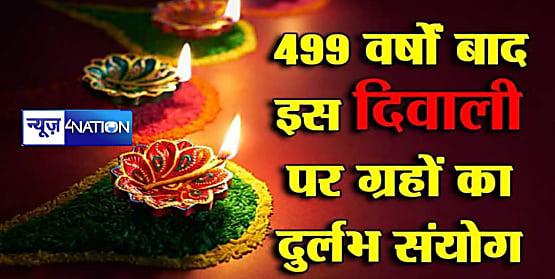 Diwali 2020: दिवाली पर 17 साल बाद ऐसा संयोग, जानें शुभ मुहूर्त और पूजन विधि