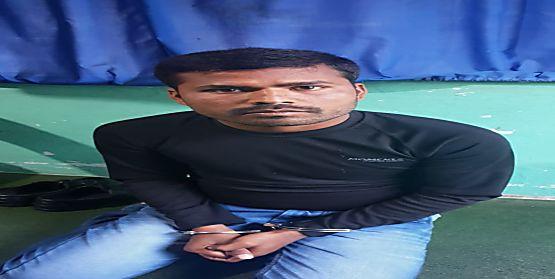 बिहार STF को मिली बड़ी कामयाबी, 50 हज़ार इनामी कुख्यात गिरफ्तार