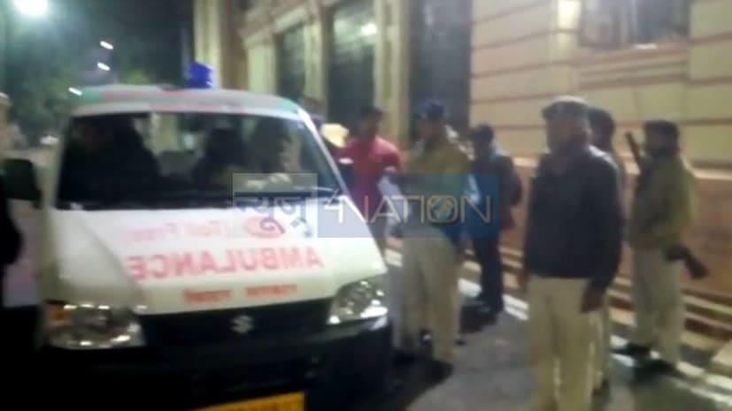 बिहार विधान सभा में कर्मी की मौत से हडकंप, जांच में जुटी पुलिस...