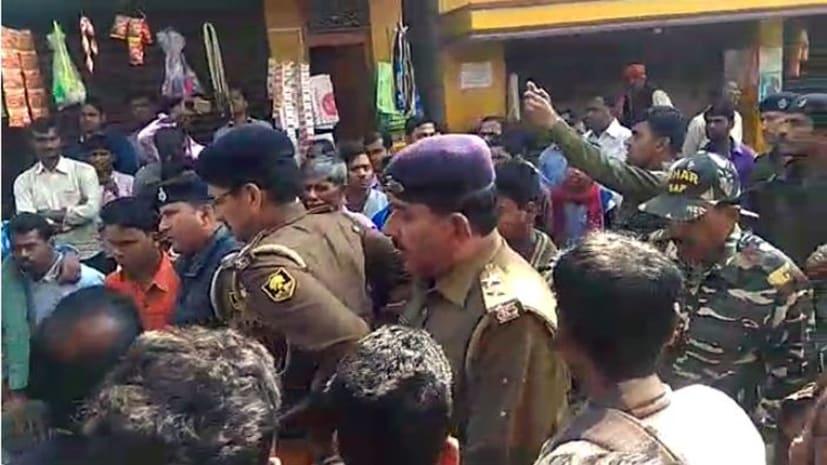 72 घंटे बाद भी व्यवसायी के लापता बेटे का नहीं मिला सुराग, आक्रोशित लोगों ने किया सड़क जाम