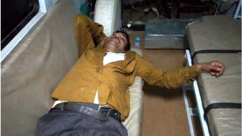 पटना : हर्ष फायरिंग में 4 लोगों को लगी गोली, 1 की मौत तीन की हालत गंभीर