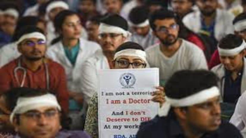 IMA का ऐलान- 17 जून को पूरे देश में डॉक्टर करेंगे हड़ताल, सिर्फ इमरजेंसी सेवाएं चालू रहेंगी
