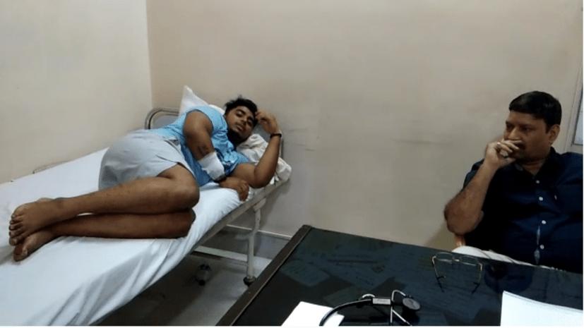 क्रिकेटर ईशान किशन के भाई पर पटना में जानलेवा हमला, हालत गंभीर...