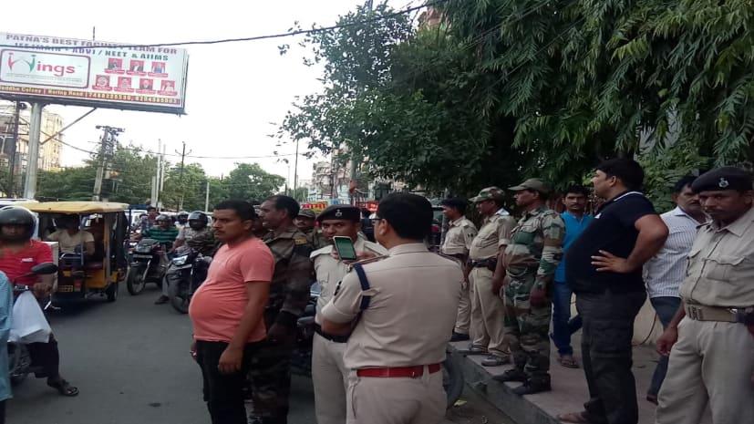 पटना पुलिस ने बाइकर्स गैंग के 13 सदस्यों को किया गिरफ्तार