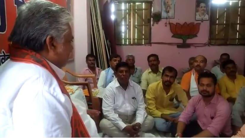 पूर्व प्रधानमंत्री अटल बिहारी वाजपेयी के क़दमों पर चल रही है केंद्र सरकार, बोले कृषि मंत्री प्रेम कुमार