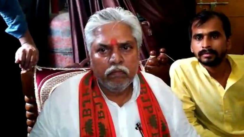 मोकामा विधायक अनंत सिंह पर हुए कार्रवाई पर बोले कृषि मंत्री, अब बाहुबलियों का जमाना खत्म हो गया है