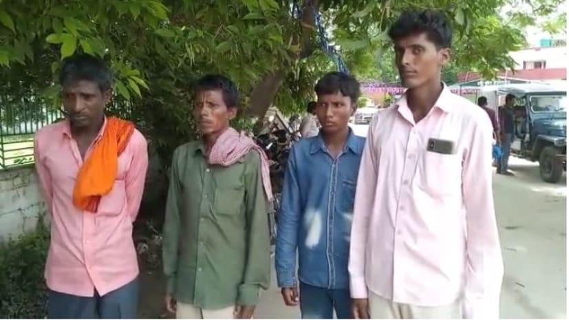 गया पुलिस का अजीबोगरीब कारनामा, अनिल मांझी के बजाय अनिल सिंह पर कर दिया मुकदमा