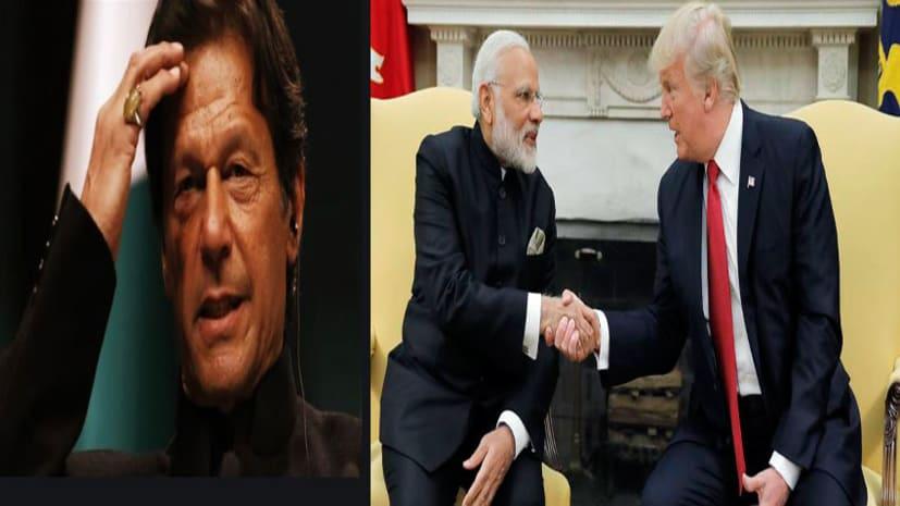पाकिस्तान को एक और बड़ा झटका : व्हाइट हाउस ने किया कंफर्म, हाउदी मोदी इवेंट में शामिल होंगे अमेरीकी राष्ट्रपति ट्रंप