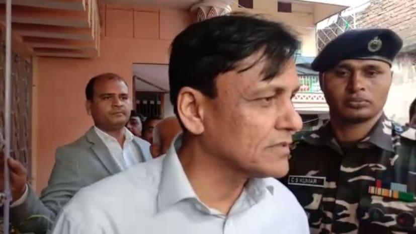 नेता प्रतिपक्ष तेजस्वी यादव पर गृह राज्य मंत्री ने साधा निशाना, कहा उनके पास मुद्दा है न विज़न