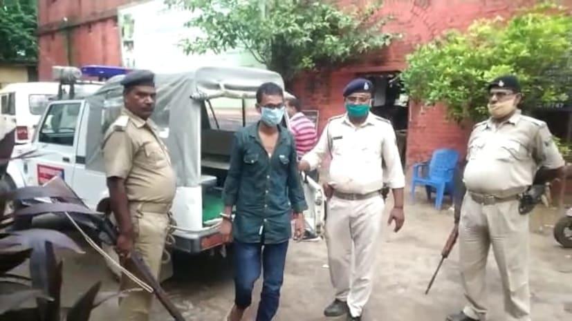 पटना पुलिस की बड़ी कार्रवाई, पेट्रोल पंप लूट कांड का मास्टर माइंड गिरफ्तार