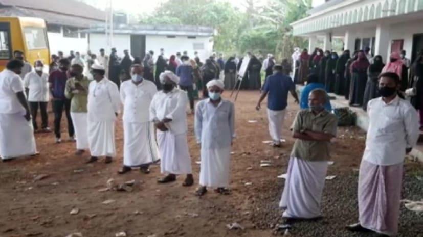 केरल के मलप्पुरम में निकाय चुनाव का तीसरा और आखरी चरण का मतदान आज, मतगणना 16 दिसंबर को