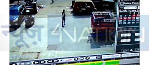 राजधानी पटना के कपड़ा दुकान में हुई फायरिंग का सामने आया सीसीटीवी फुटेज, मौके से पुलिस ने दो खोखा किया बरामद
