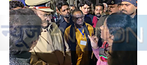 पटना में नाटक कर रहे थे एक्टर विजय कुमार, पहली पत्नी ने DGP के सामने कर दिया हाई वोल्टेज ड्रामा
