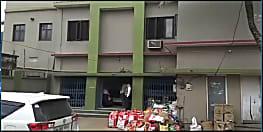 पुलिस बनकर पहुंचे लुटेरे, कारोबारी के घर डकैती को दिया अंजाम