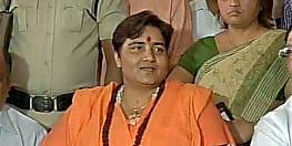 साध्वी प्रज्ञा सिंह ठाकुर बीजेपी में हुईं शामिल, कहा-  चुनाव लडूंगी और जीतूंगी भी