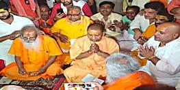 चुनाव आयोग के बैन के बाद हनुमान भक्ति में रमे योगी ,अयोध्या के बाद अब शिव की शरण में कल जाएंगे काशी