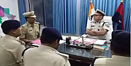समस्तीपुर पहुंचे डीजीपी गुप्तेश्वर पांडेय, क्राइम कंट्रोल को लेकर किया बैठक