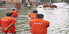 बाढ़ से निपटने की तैयारी : बिहार पहुंची NDRF की 8 टीम, इन जिलों में तैनात के लिए रवाना