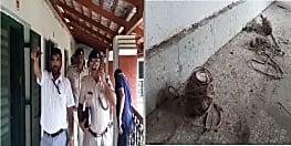 पीयू के कई छात्रावास में पुलिस की छापेमारी, बम समेत कई आपत्तिजनक सामान बरामद, 5 हॉस्टलों को किया गया सील