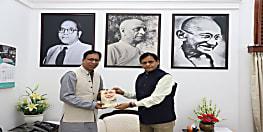 बिहार बीजेपी के नवनियुक्त अध्यक्ष डॉ संजय जायसवाल कल पहुंचेंगे पटना, आज दिल्ली में नित्यानंद राय से की मुलाकात