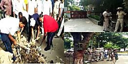 पप्पू यादव की धमकी के बाद मंत्री सुरेश शर्मा के आवास की बढ़ाई गई सुरक्षा, कई अधिकारियों के आवास पर भी पहरा हुआ सख्त