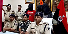 बेगूसराय के प्रिंस हत्याकांड में पुलिस ने तीन को किया गिरफ्तार, देशी कट्टा और जिन्दा कारतूस बरामद