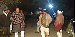 नालंदा में अज्ञात वाहन ने बाइक सवार दो युवकों को रौंदा, मौके पर हुई मौत, परिजनों का रो-रोकर बुरा हाल