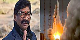 जीसैट 30 एरियन 5 के सफल लांचिग पर सीएम हेमंत सोरेन इसरो के वैज्ञानिकों को दी बधाई