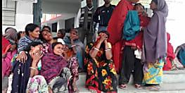 नवादा में विद्युत् स्पर्शाघात से युवक की मौत, परिजनों का रो-रोकर बुरा हाल