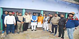 धर्म के नाम पर भाजपा पूरे देश की जनता को ठगने का काम कर रही है- स्वामी अभिषेक....