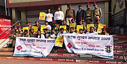 राष्ट्रीय सड़क सुरक्षा सप्ताह को सफल बनाने के लिए इंदिरा आईवीएफ ने चलाया जागरुकता अभियान