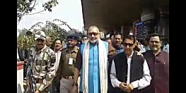 गिरिराज सिंह ने DGP को किया फोन, बेगूसराय SP की कर दी शिकायत