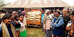 पुलिस ने सरकारी अनाज के कालाबाजारी का किया पर्दाफाश, 33 बोरा चावल बरामद