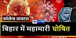 कोरोना वायरस रोकने को लेकर नीतीश सरकार का बड़ा कदम, बिहार में लागू हुआ कोरोना महामारी एक्ट....