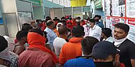बेगूसराय में बीजेपी नेता की हत्या के बाद बवाल, अस्पताल में लैब टेक्नीशियन की पिटाई