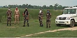 बेतिया में नो मेंस लैंड पर भारतीय और नेपाली नागरिकों के बीच हाथापाई, पुलिस अधिकारियों ने शांत कराया मामला