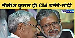 सुशील मोदी ने फिर से किया साफ- अगर BJP सहयोगी JDU से अधिक सीटें जीती तब भी नीतीश कुमार ही होंगे CM