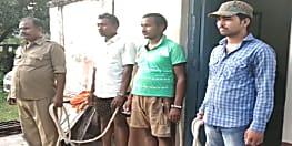 पुलिस व सीआरपीएफ जवानों के हत्थे चढ़ा दो हार्डकोर नक्सली, मदनपुर थाना क्षेत्र के जंगली इलाके से दोनो धराए