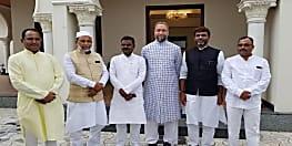 AIMIM को टूट का डर, NDA को बहुमत के बावजूद औवेसी ने अपने सभी 5 विधायकों को हैदराबाद बुला लिया
