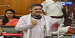 खानदान पर संग्राामः मंत्री रामसूरत राय ने तेजस्वी को दिया खुला चैलेंज- जरा अपने खानदान के बारे में बताइए,सात खानदान के बारे में बता दूंगा