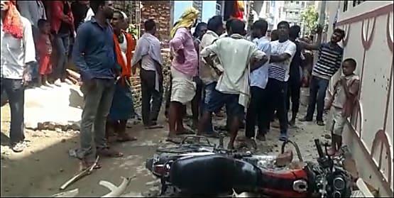 पटना विशाल हत्याकांड : भाई की हत्या करने के बाद बहन को उठा लेने की मिल रही है धमकी