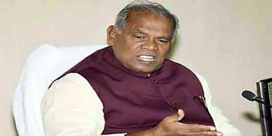 बिहार में कई राजनेताओं के पास है एके-47,अनन्त सिंह के साथ दलितों जैसा व्यवहार कर रही है सरकार : जीतन राम मांझी